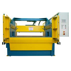 Ring Group – Servo hydraulic upstroke cutting machine - HTR-S